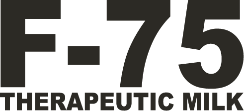 logo therapeutic milk F-75