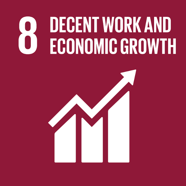Promote sustained, inclusive and sustainable growth, full and productive employment, decent worl for all